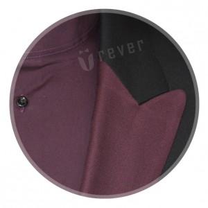 Rever Purple Frock