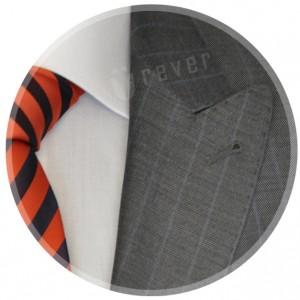 Rever Silver Stripes