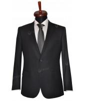 Rever Business Black Herringbone