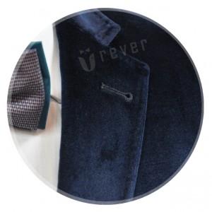 Rever Sacou Blue Velvet