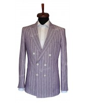 Rever '30 Stripes Purple