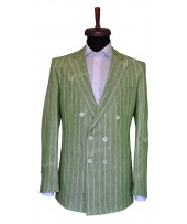 Rever '30 Stripes Green