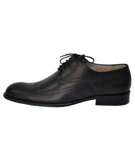 Rever Black Brogue I